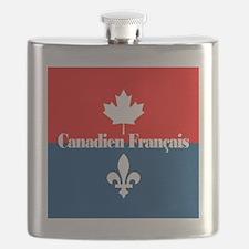 Canadien Francais (sq) Flask
