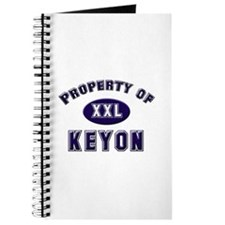Property of keyon Journal