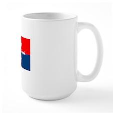 Canadien Francais (card) Mug