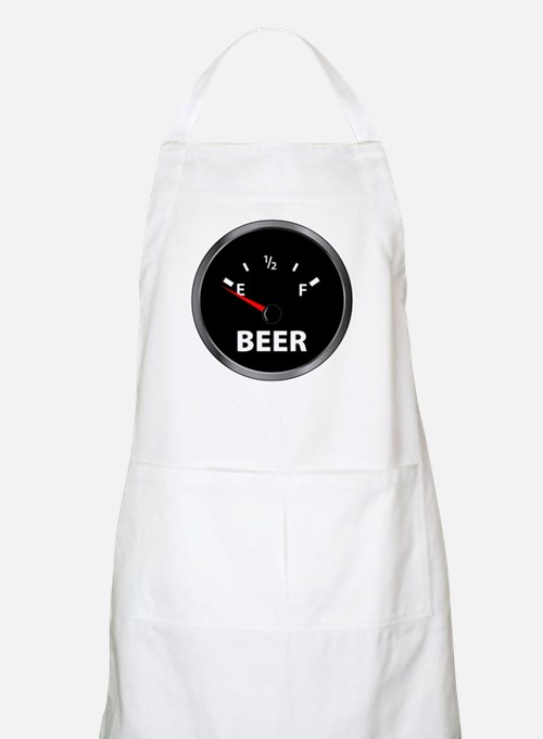 Out of Beer BBQ Apron