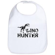 Dino Hunter Bib