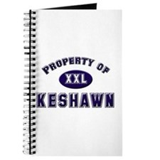 Property of keshawn Journal