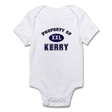 Property of kerry Infant Bodysuit