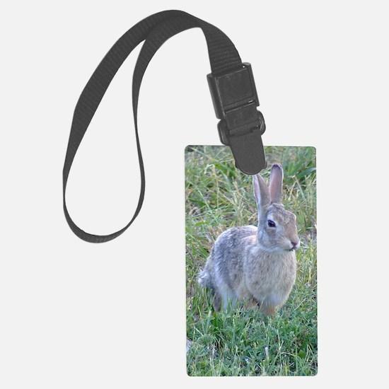 BunnyJournal Luggage Tag
