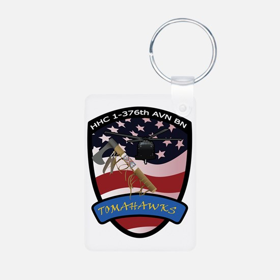 Tomahawks-Current Keychains