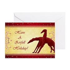 Have A Zoifull Holiday Borzoi Cards 10PK