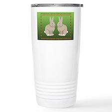 rabbits 7.5x5 Travel Mug
