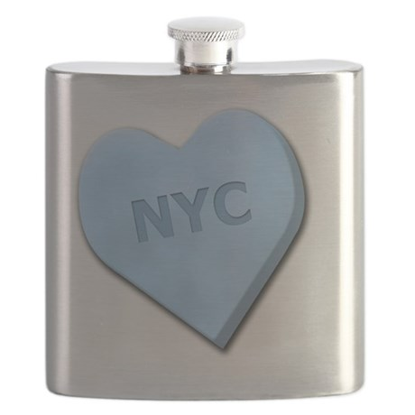 SWEETHEARTNYCBLUE Flask