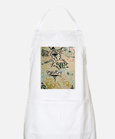 NYC Graffiti Apron