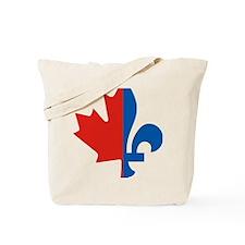 Maple-Fleur Tote Bag
