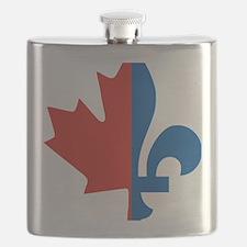 Maple-Fleur Flask