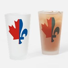 Maple-Fleur Drinking Glass