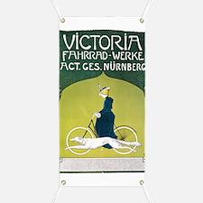 Vintage Art Nouveau Poster Banner