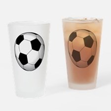 soccer01 Drinking Glass
