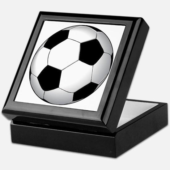 soccer01 Keepsake Box