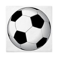 soccer01 Queen Duvet