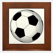 soccer01 Framed Tile