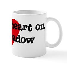 Heart on for Meadow Mug