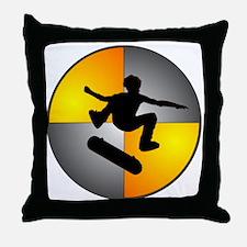 skater_nuke_lrg Throw Pillow