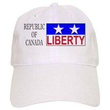 Republic of Canada Flag Baseball Cap