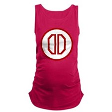 31st Infantry Division Maternity Tank Top