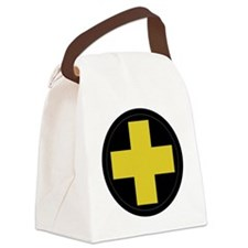 33rd Infantry Division Canvas Lunch Bag