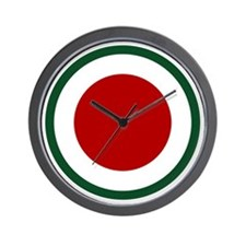 37th Infantry Division Wall Clock