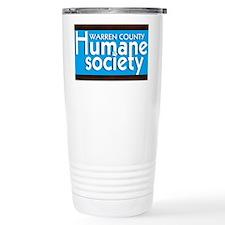Blue Logo 1 Travel Mug