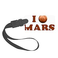 i-love-mars Luggage Tag