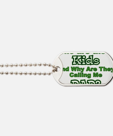 who_are_these_kids Dog Tags