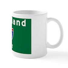 Cleveland 90 Rec Mag Mug