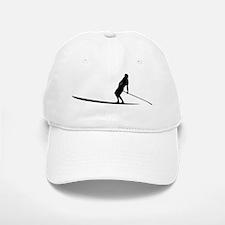 LAIDBK1new_whtT Baseball Baseball Cap