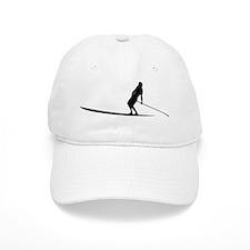 LAIDBK1new_whtT Baseball Cap