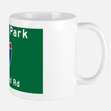 Lincoln Park 75 Mug