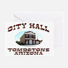 tombstonech Greeting Card
