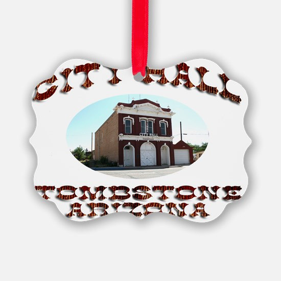 tombstonech Ornament