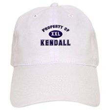 Property of kendall Baseball Cap