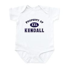 Property of kendall Infant Bodysuit