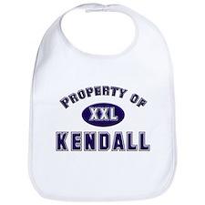 Property of kendall Bib