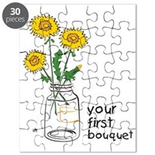 your first bouquet Puzzle