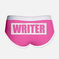 writer Women's Boy Brief