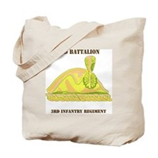 2-3 IN RGT WITH TEXT Tote Bag