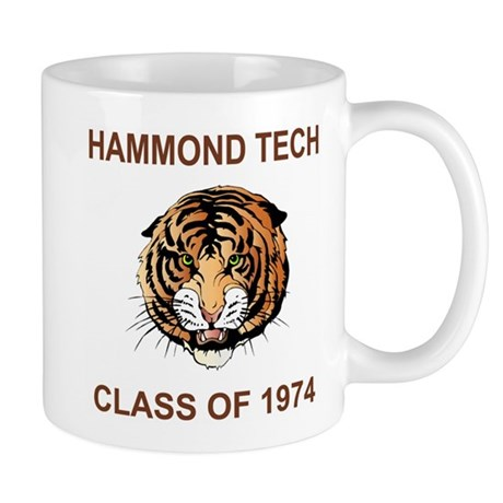 Hammond Tech<BR>1974 Coffee Cup 2