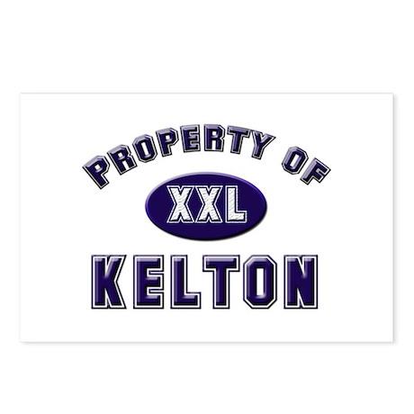 Property of kelton Postcards (Package of 8)