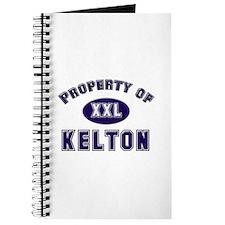 Property of kelton Journal