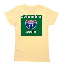 Columbia 77 Rec Mag Girl's Tee