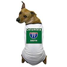 Columbia 77 Rec Mag Dog T-Shirt