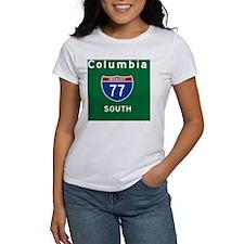 Columbia 77 Rec Mag Tee