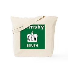 Grimsby QEW Rec Mag Tote Bag