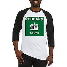 Grimsby QEW Rec Mag Baseball Jersey